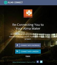 DCSMAT Alumni Network